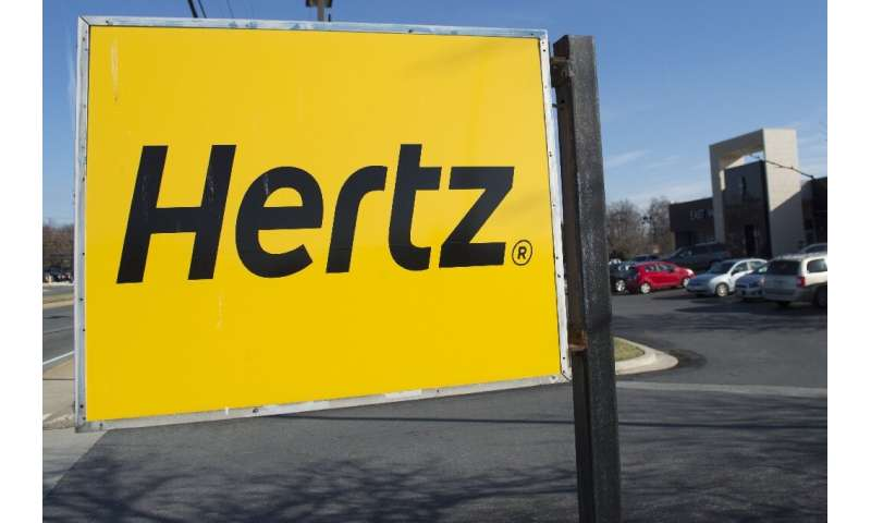 Hertz has been given permission to sell $1 billion in shares even after it filed for bankruptcy in the US and Canada
