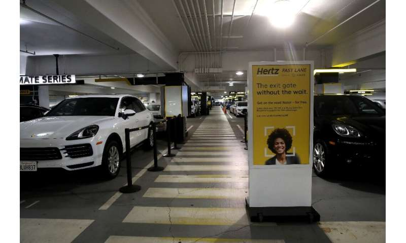 Hertz's main international operating regions, including Europe, Australia and New Zealand, were not included in the US Chapter 1