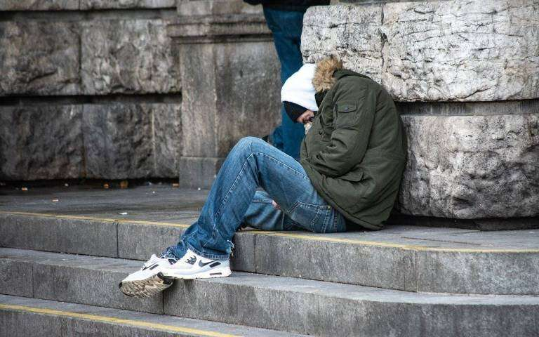 Homeless adults nearly twice as likely to have heart disease
