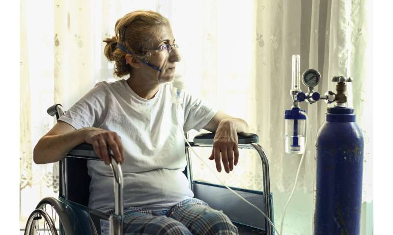 Home oxygen therapy for adults with COPD and ILD: New ATS clinical practice guideline