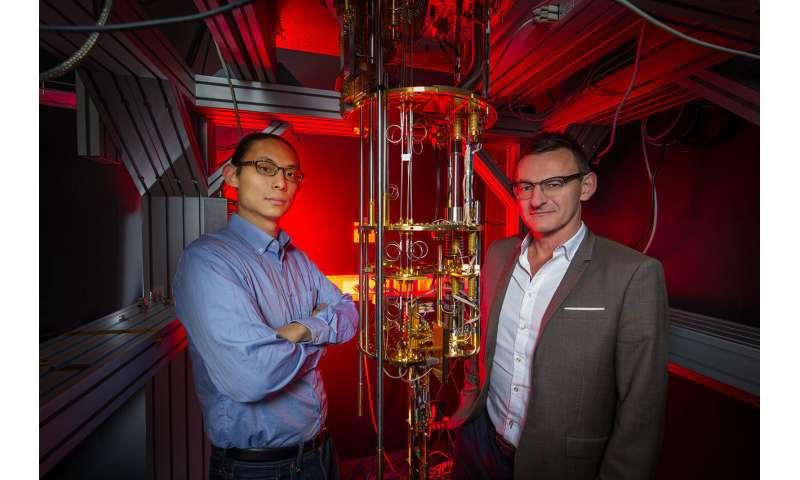 Hot qubits break one of the biggest constraints to practical quantum computers