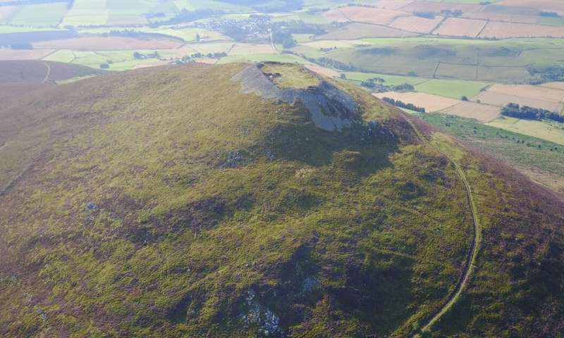 How aerial technology helped us discover the largest Pictish settlement in Scotland