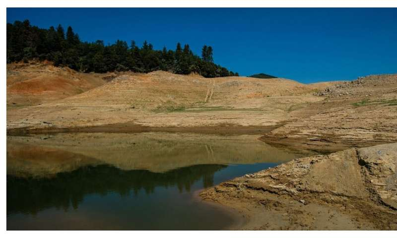 How A historic drought led to higher power costs and emissions