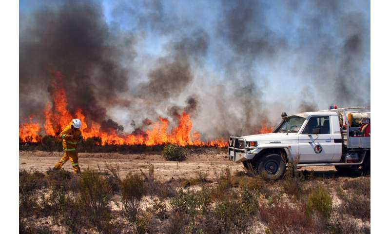 How best to burn the bush to reduce bushfire risk