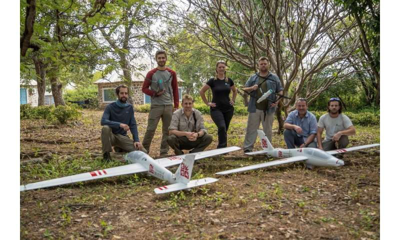 How drones could help save our most endangered species