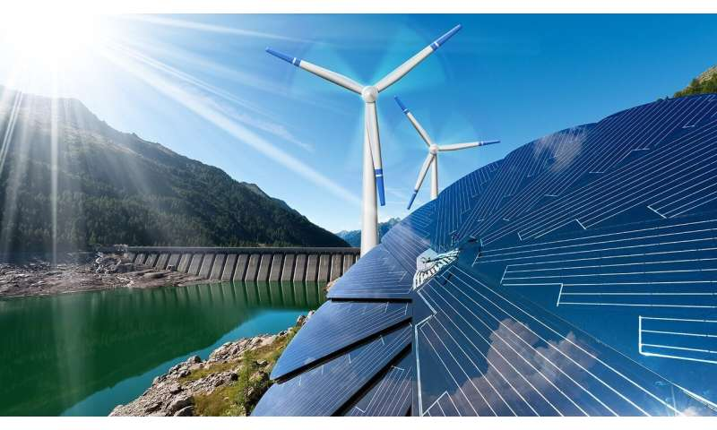 How hydropower can help get more wind and solar on the grid