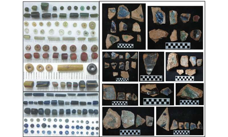 How we found the earliest glass production south of the Sahara, and what it means