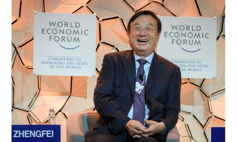 Huawei CEO Ren Zhengfei says he believes any additional measures by the United States against his company will not have a very s