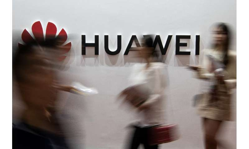 Huawei helped China gain the patent top spot