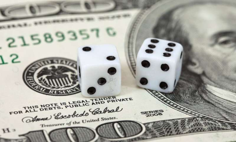 Huge success in business is largely based on luck – new research