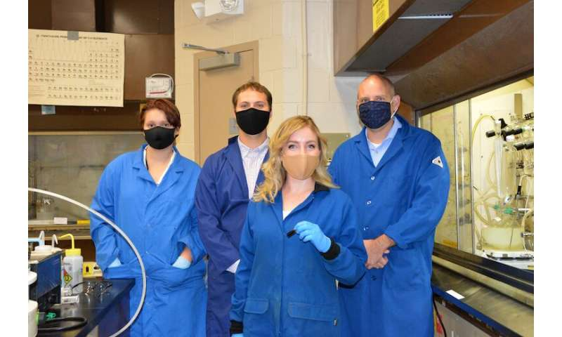 Hybrid nanomaterials hold promise for improved ceramic composites