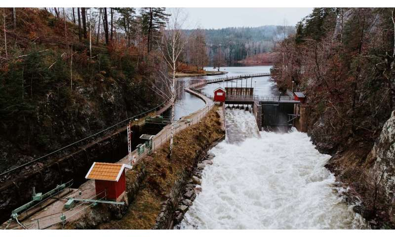 Hydrology data tool helps users manage water resources, protect infrastructure