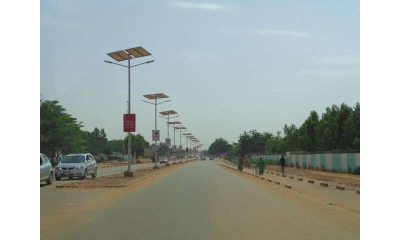 Hydropower plants to support solar and wind energy in West Africa