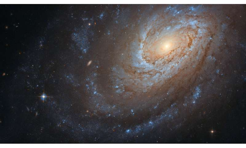 Image: Hubble captures a cannibal galaxy