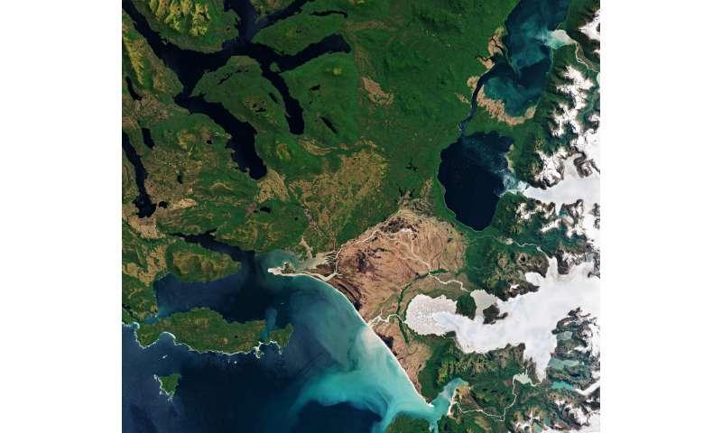 Image: Laguna San Rafael National Park, Chile