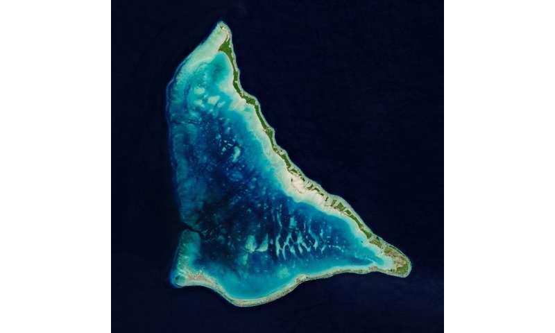 Image: Tarawa, Kiribati