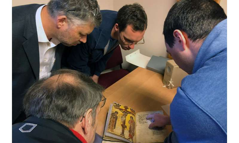 Imaging systems to help libraries and museums uncover lost texts