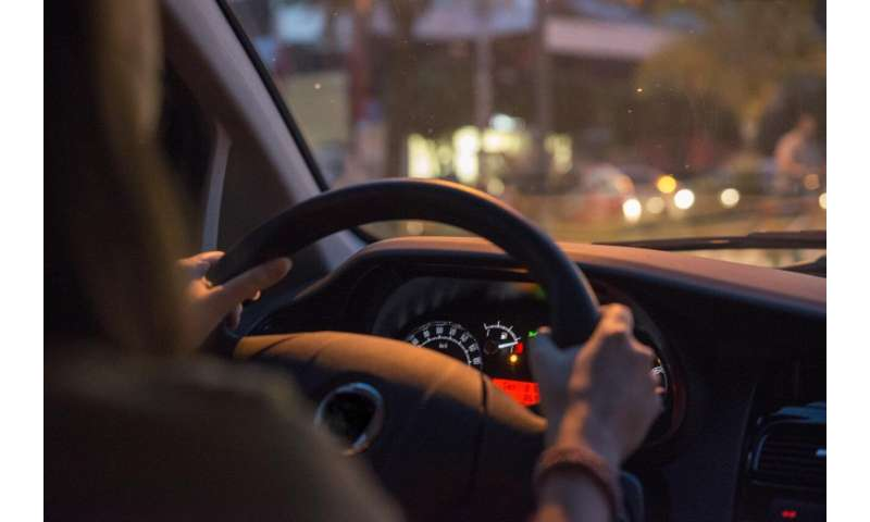 Impaired driving -- even once the high wears off