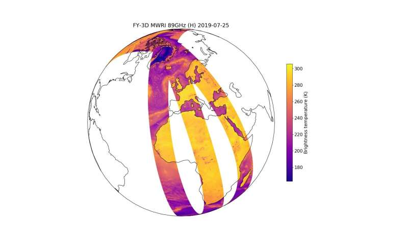Improving weather forecasts with observations from the microwave instruments onboard China's FY-3D satellite