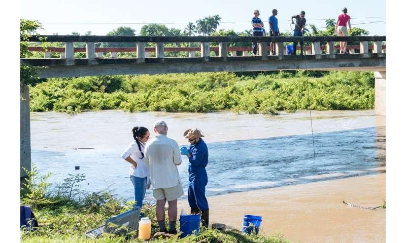 In Cuba, cleaner rivers follow greener farming