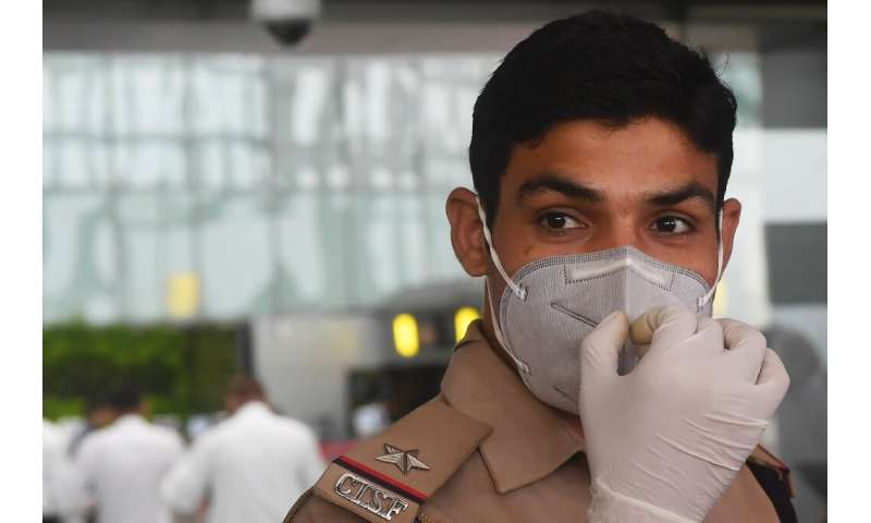 India is stepping up preventative measures against the new coronavirus