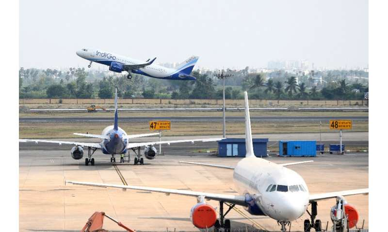 Indian carrier IndiGo has suffered record losses, reflecting the struggles facing airlines worldwide during the coronavirus pand
