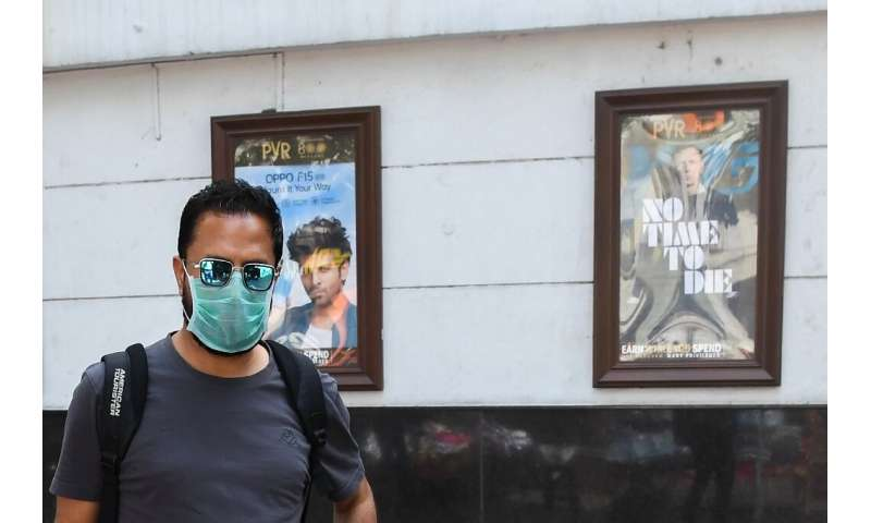 India on March 12 reported its first coronavirus death as authorities ordered schools, theatres and cinemas closed in New Delhi