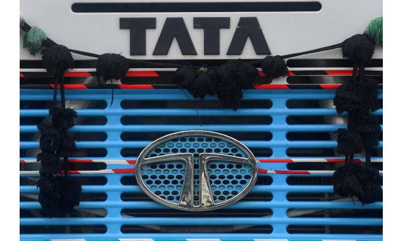 India's Tata Motors reported a loss of $1.3 billion for the first three months of 2020 as sales in its key markets of China and