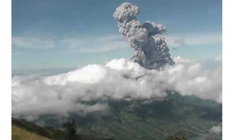 Indonesia's Mt Merapi is one of the world's most active volcanoes