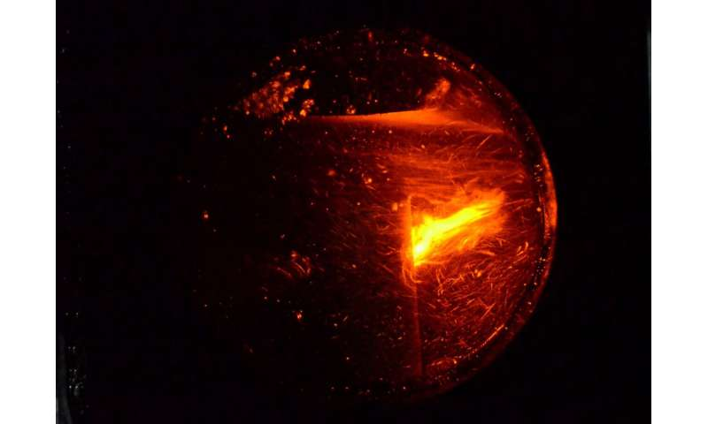 Inducing plasma in biomass could make biogas easier to produce