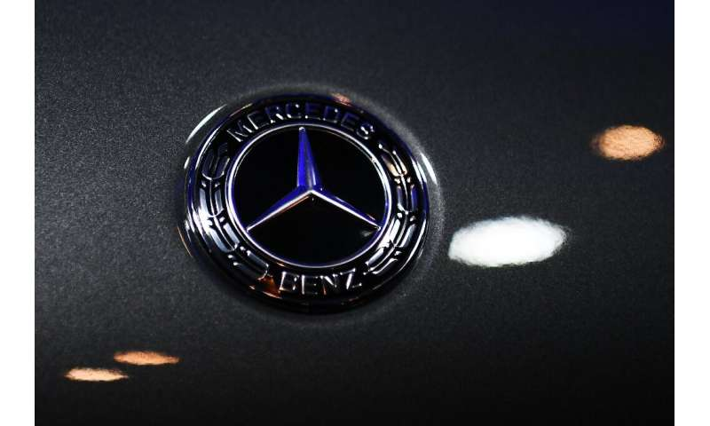 "In its filing, Mercedes-Benz accused Washington of ""prosecution of an unprecedented, unbounded, and unlimited trade war&quo"