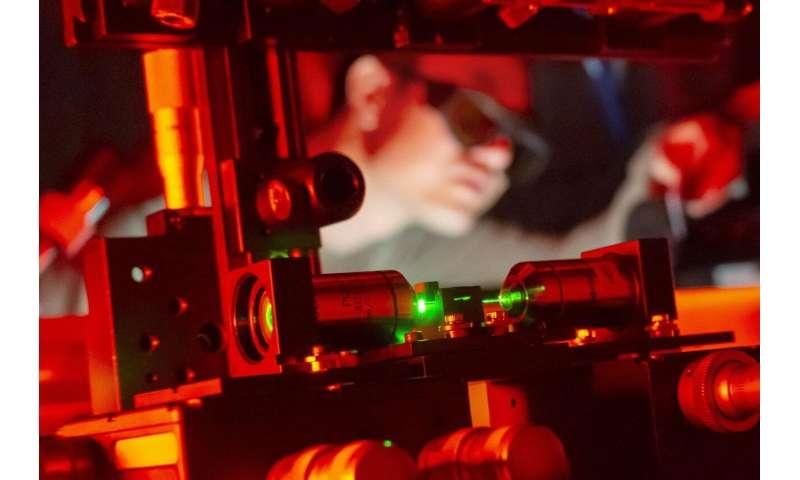 Intelligent nanomaterials for photonics