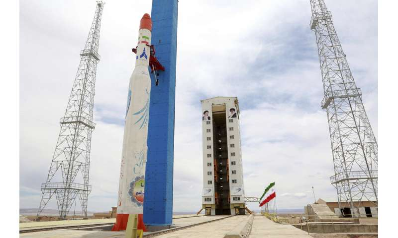 Iran says it is preparing  for satellite launch
