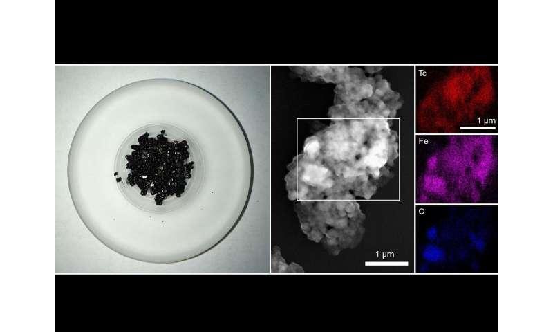 Ironing Out Technetium Contamination