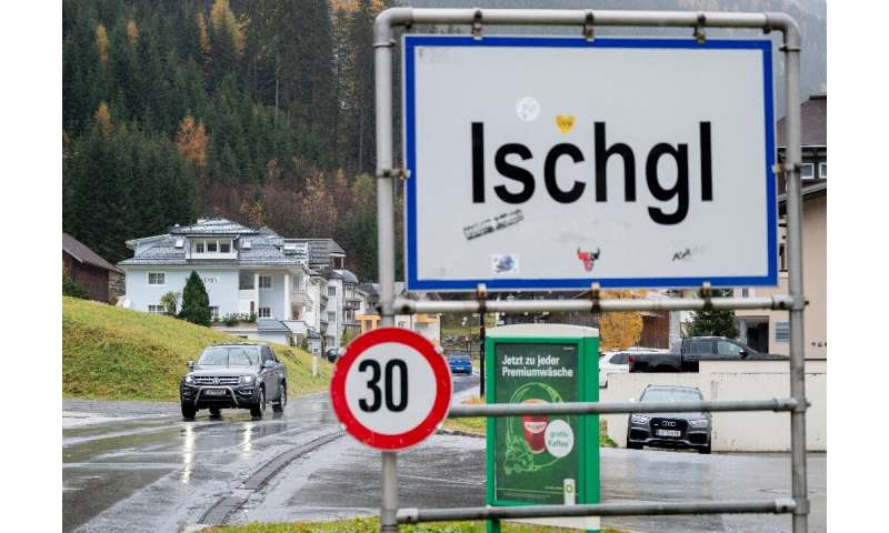 Ishcgl gained infamy as the resort where thousands of international skiers got infected in one of Europe's first, large-scale ou
