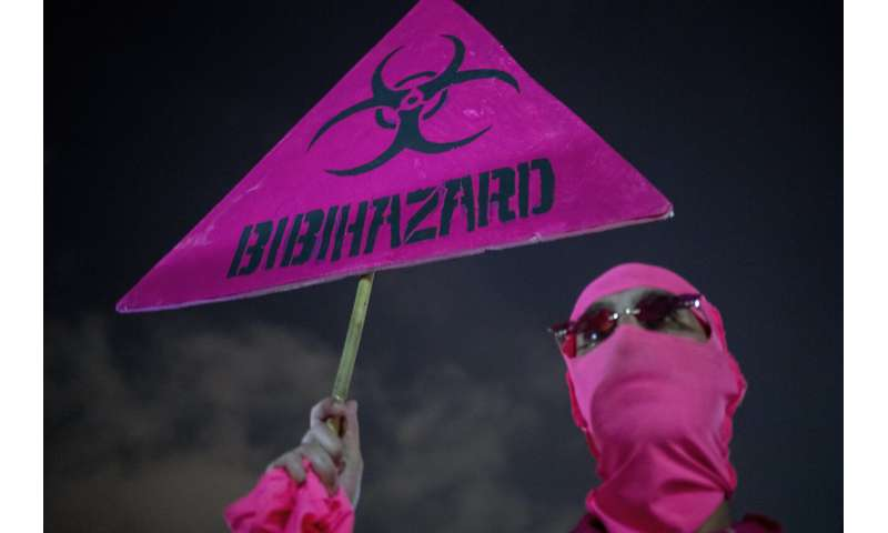 Israel returns to virus lockdown as cases mount