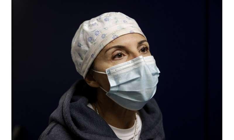 پرستار ایتالیایی که وظیفه ویروس کرونا را بر عهده دارد بازگشت کابوس را مشاهده می کند
