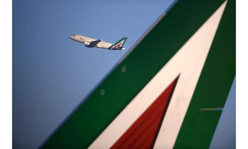 Italy's Alitalia will fly again