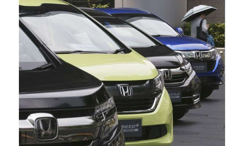 Its Wuhan plants shut, Honda reports quarterly profit drop