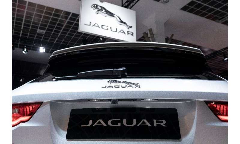 Jaguar normally transports car parts by sea, which takes longer but it is cheaper than by air