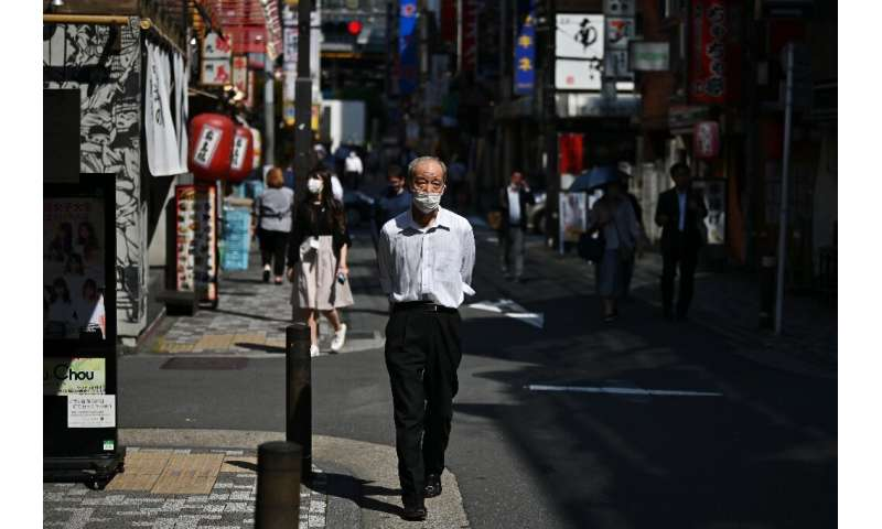Japan has had a relatively small coronavirus outbreak, recording a total of 935 deaths