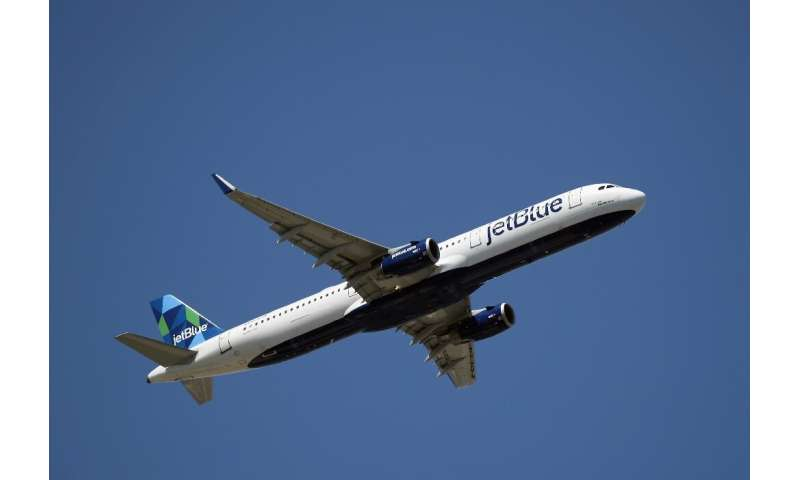 JetBlue has announced plans to go carbon neutral for all US flights this summer