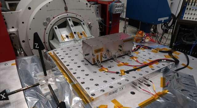 JPL meets unique challenge, delivers radar hardware for Jupiter mission