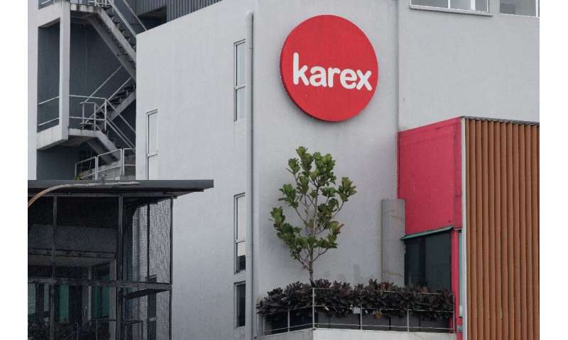 Karex supplies condoms to many companies as well as governments and for distribution by aid programmes
