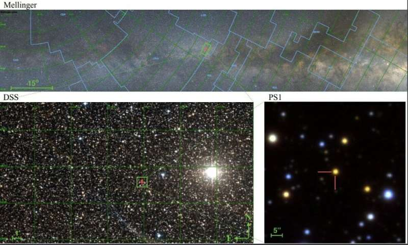 Kazan University's telescope assists in discovering a binary star system