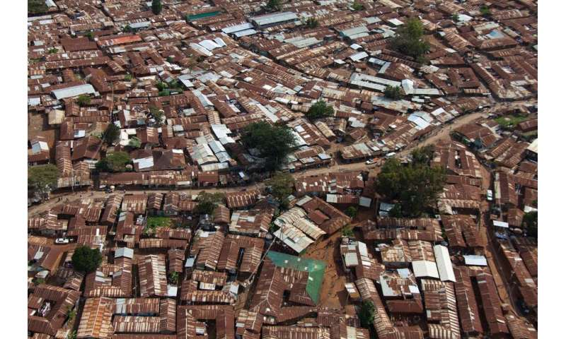Kenya's slums are a haven for viruses: here's what we know