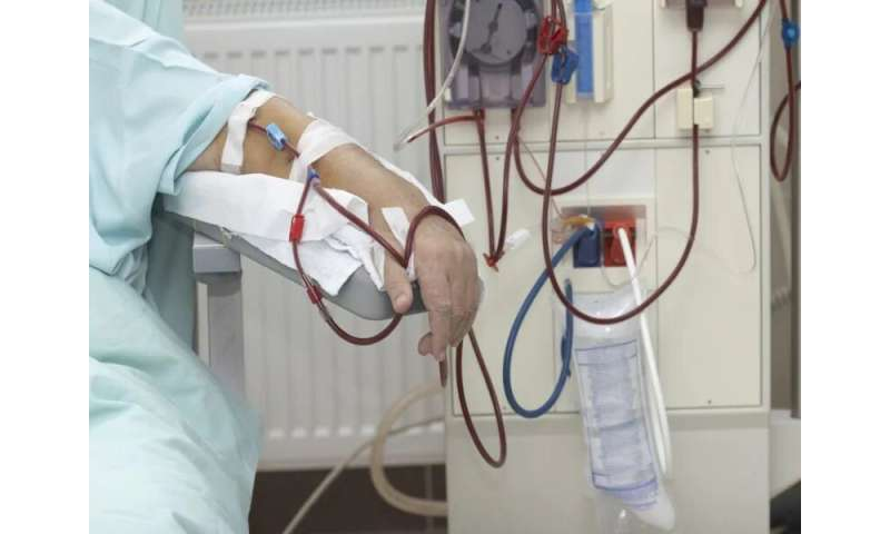 Kidney failure often a COVID-19 complication