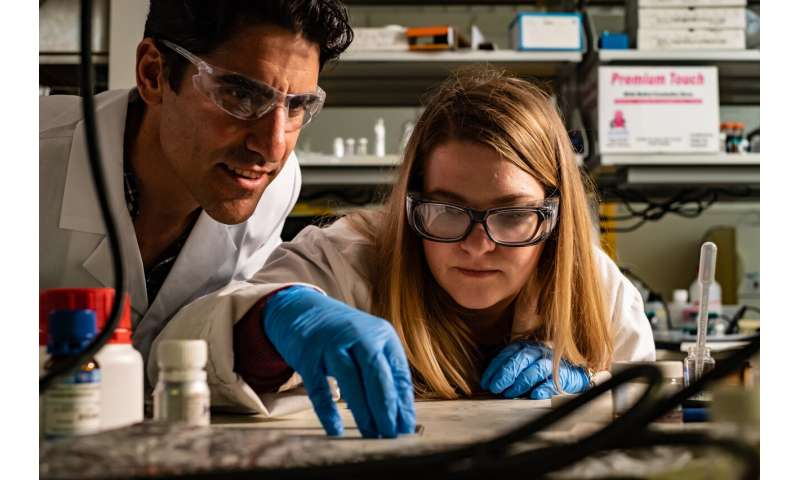 Lab makes 4D printing more practical