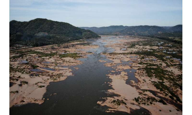 Laos' communist government has submitted proposals for the Sanakham dam—close to the northeastern border with Thailand—to a cons