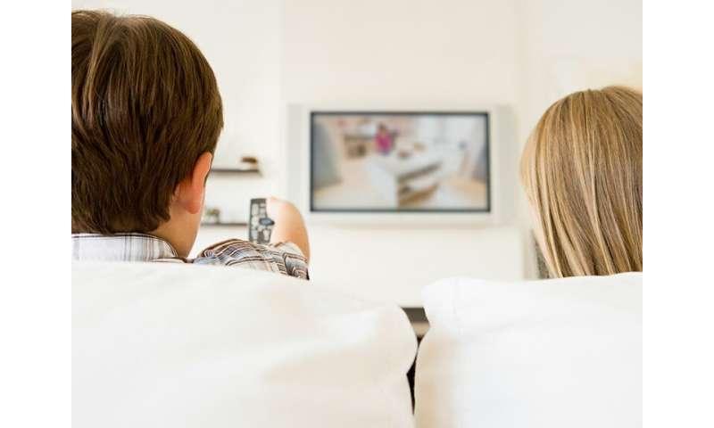 Less advertising for high-calorie snacks on children's TV